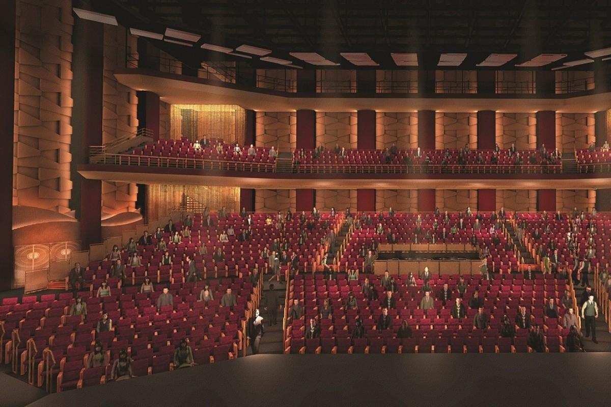 MGM Theatre at Cotai