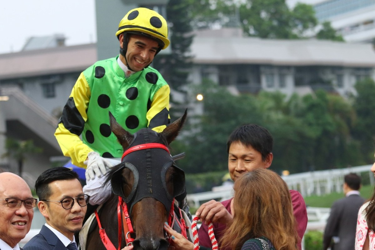 Nothingilikemore is expected to enjoy a good season this time round. Photos: Kenneth Chan