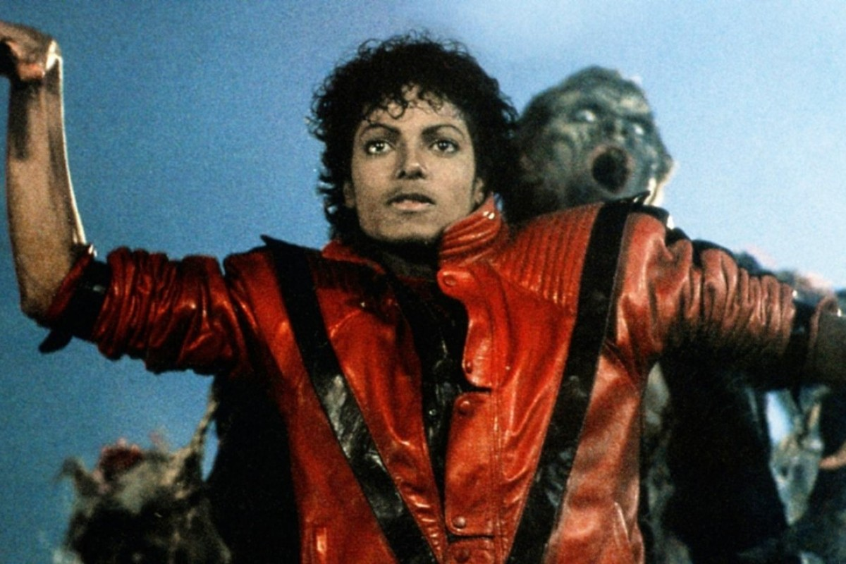 Michael Jackson's 'Thriller' debuted in 3D at the Venice Film Festival.