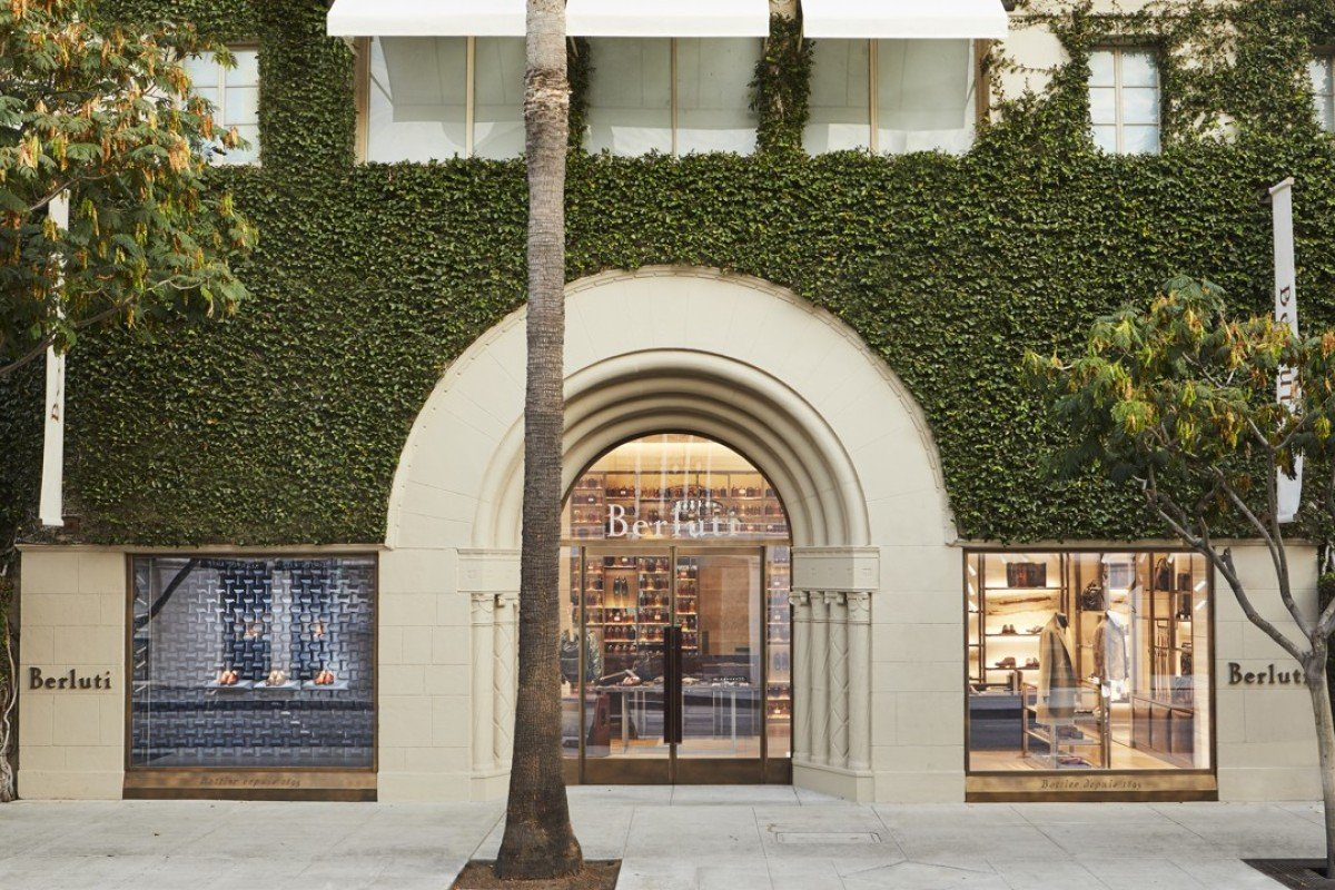 LVMH group-owned brand unveils beautifully styled flagship store