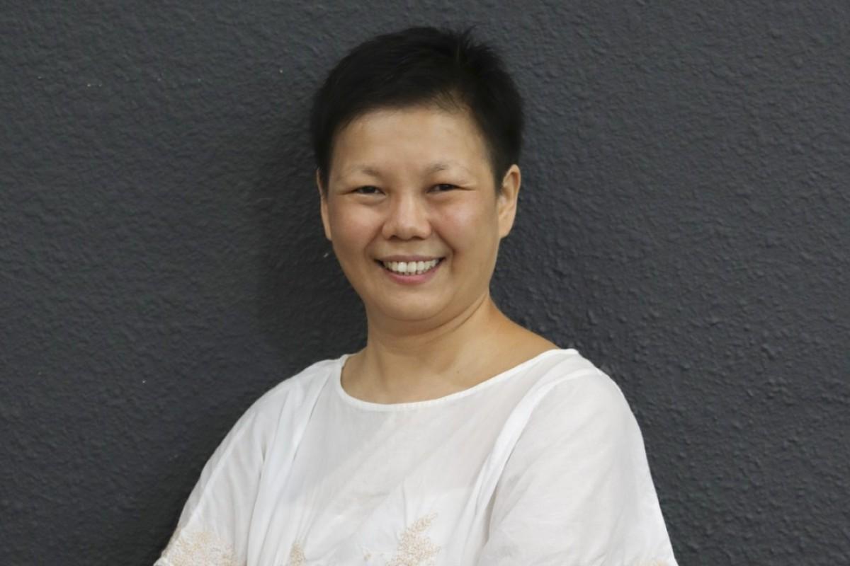 Hong Kong-based social worker Fermi Wong. Portrait: Nora Tam
