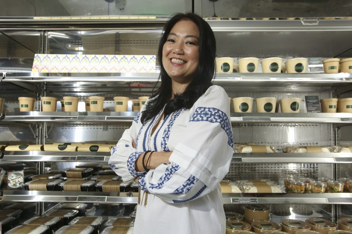 Mina Park juggled work as a corporate lawyer for Merrill Lynch in Hong Kong with food pop-ups until taking the plunge into the food business full time. Picture: Edmond So