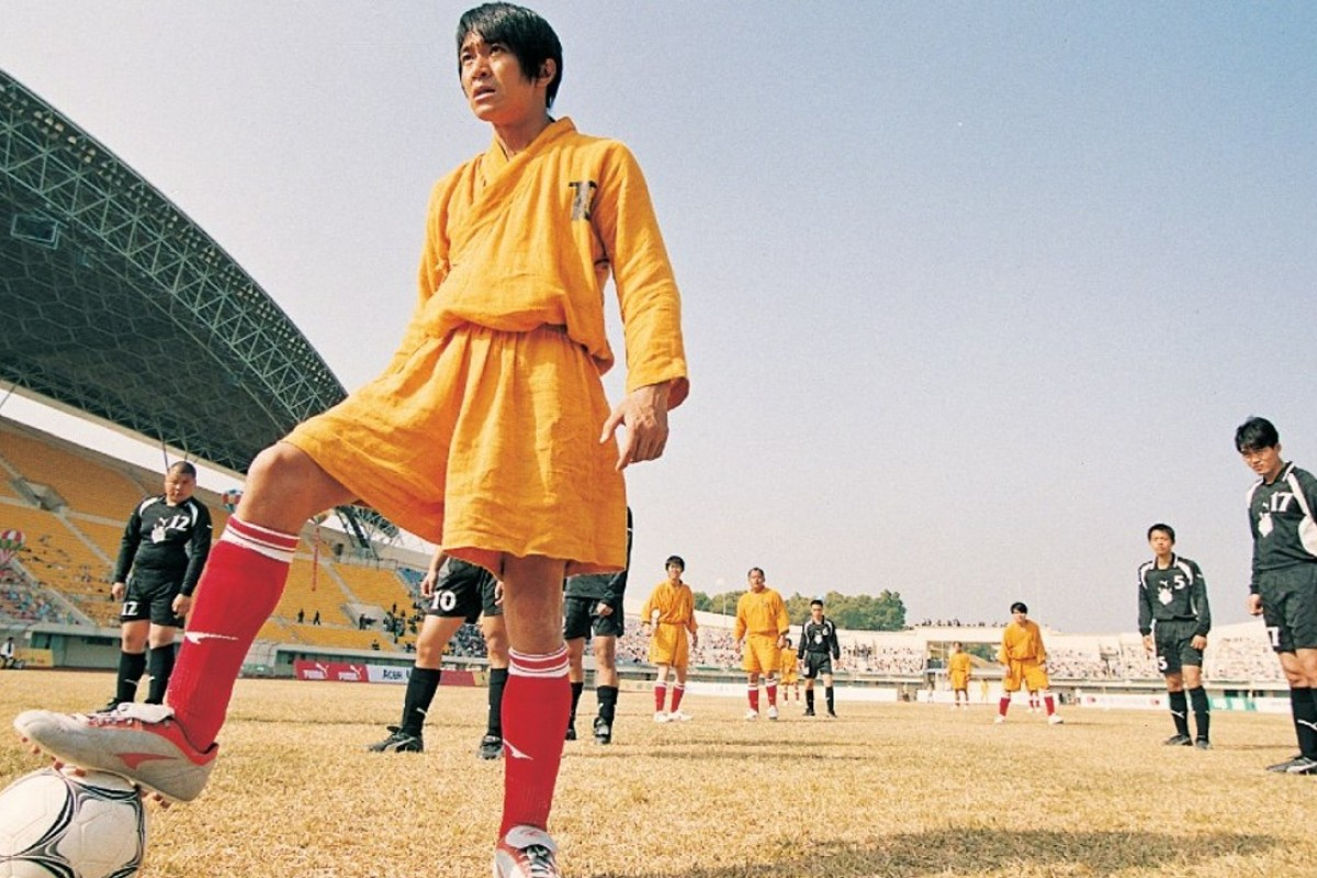 Actor and director Stephen Chow in a scene from his hit film 'Shaolin Soccer'. Photo: Star Overseas