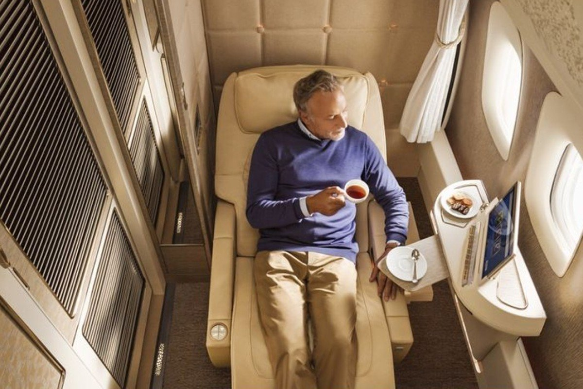Five Most Luxurious First Class Air Suites Style