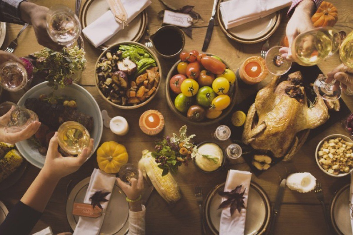 Thanksgiving dinner is one of the most important dinners of the year. Photo: Shutterstock