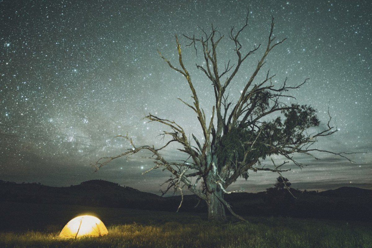 Camping in Kosciuszko National Park, in New South Wales, Australia. Picture: Tourism Snowy Mountains