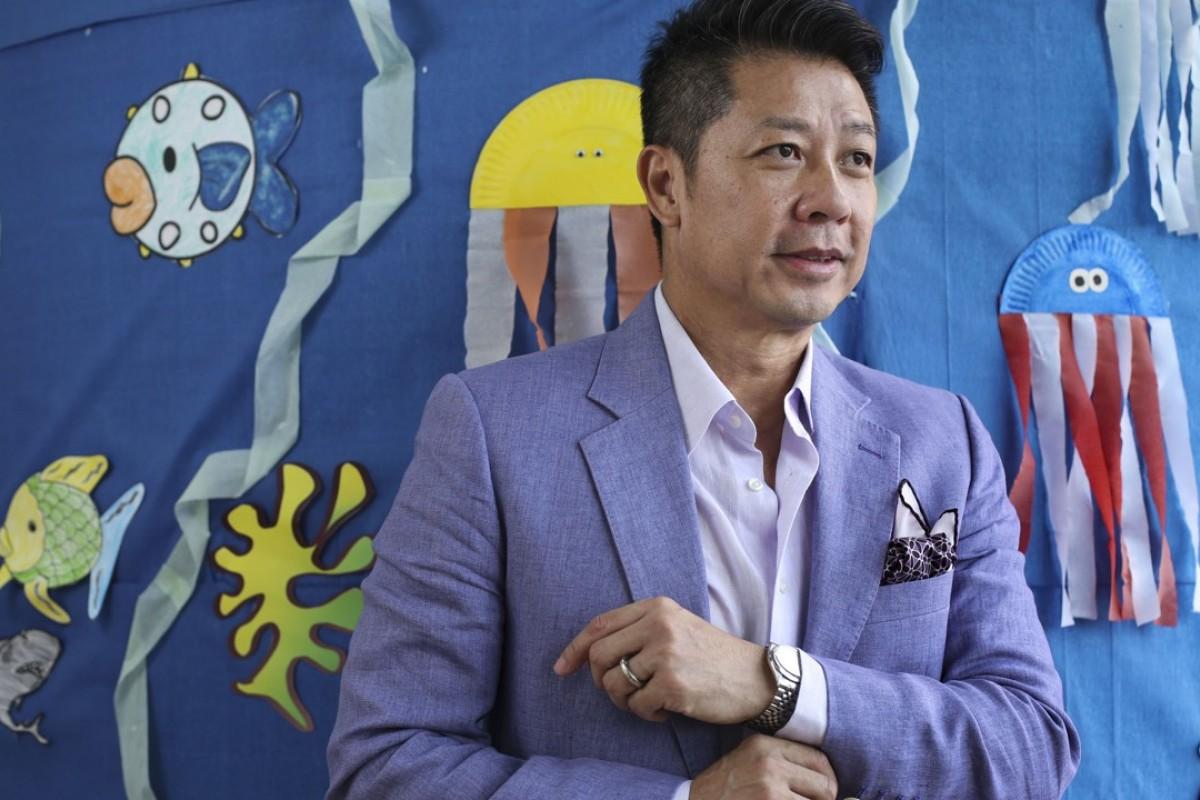 Founder of STEAMIS, Simon Wong. Photo: SCMP / Edmond So