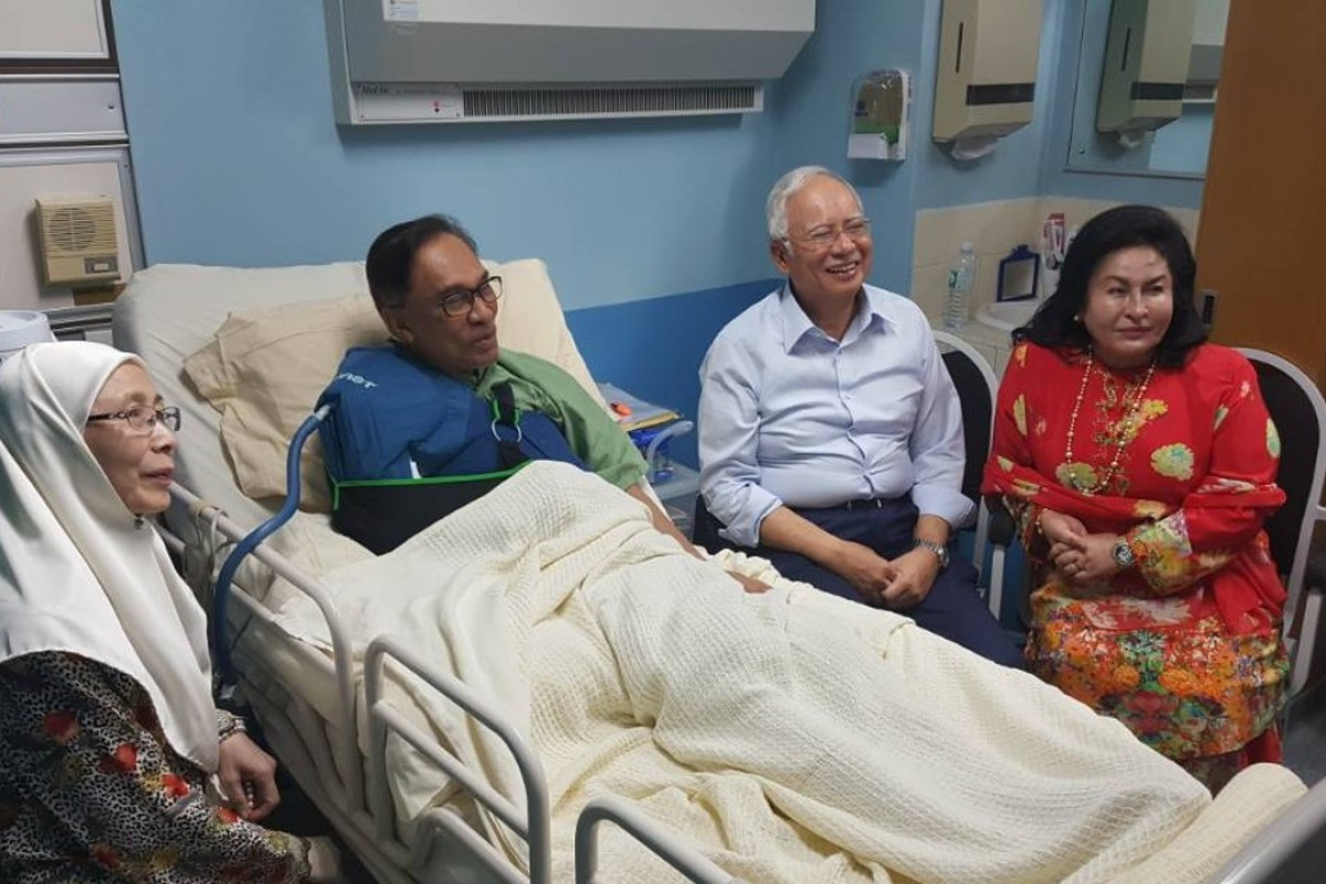 so najib and anwar are friends again welcome to game of thrones
