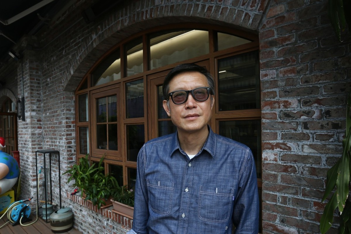 Film director Andrew Lau Wai-keung in Hong Kong. Photo: SCMP / Jonathan Wong