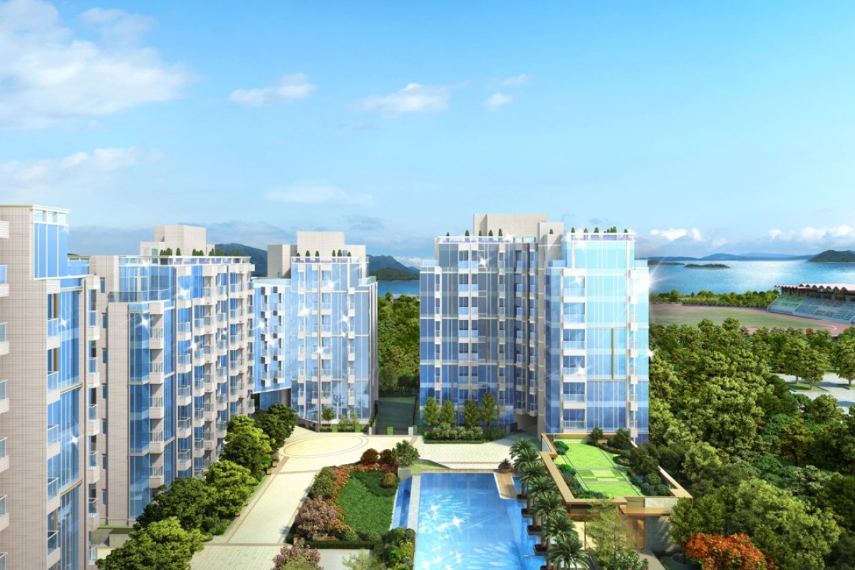 Sino Group's latest project, The Mediterranean in Sai Kung, makes use of the latest technology.