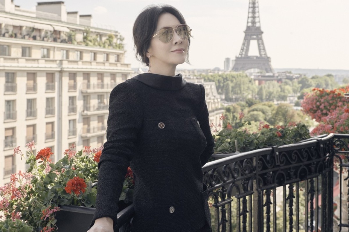 Actress Carina Lau has launched her lifestyle brand +01.
