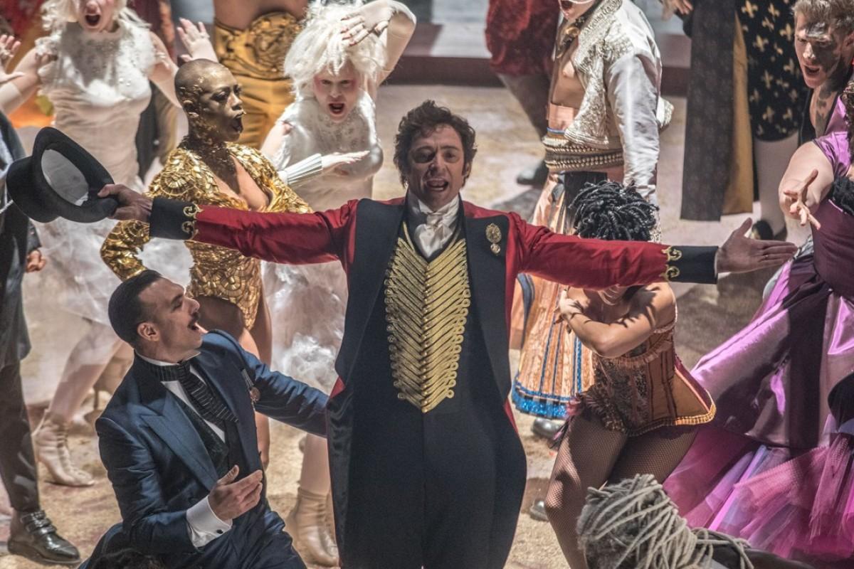 P.T. Barnum (Hugh Jackman) comes alive in 'The Greatest Showman'.