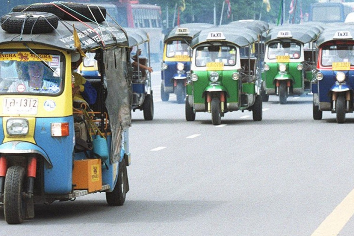 In some Thai destinations, tourists have limited transport options beyond overpriced tuk-tuks and rental cars. Photo: AFP