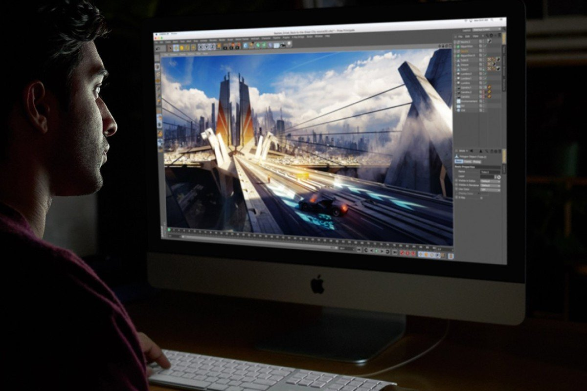 Apple's new iMac Pro is now available.