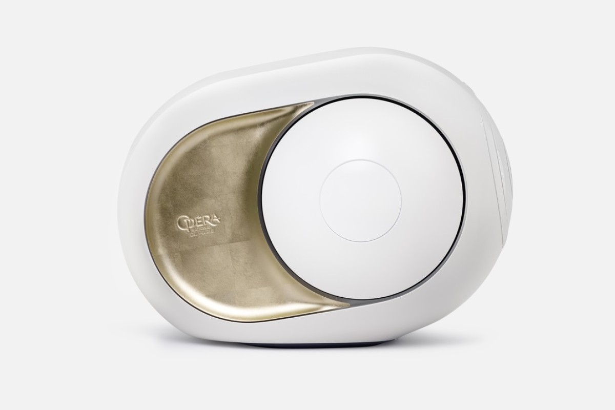 Devialet Opera Edition Gold Phantom