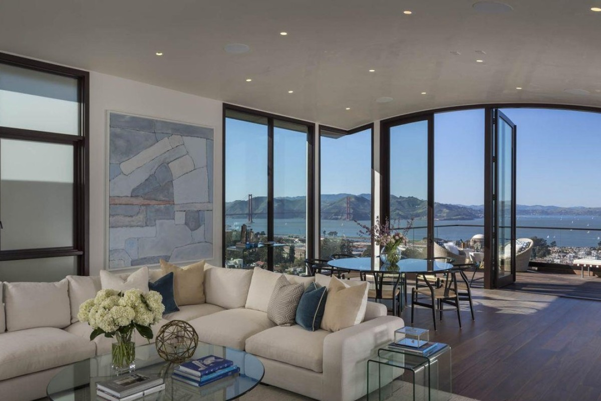This Pacific Heights home marked the most expensive sale in San Francisco history. Photo: Jacob Elliott