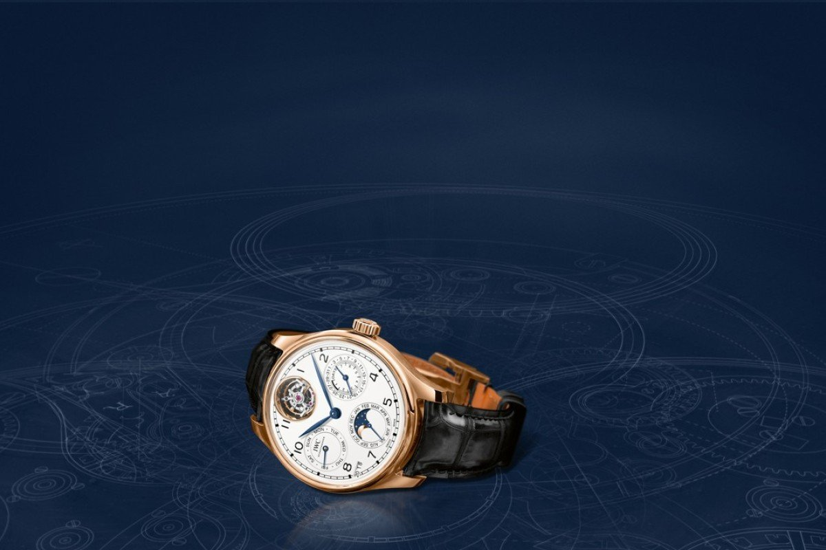 IWC Portugieser Constant-Force Tourbillon 150 Year Edition.