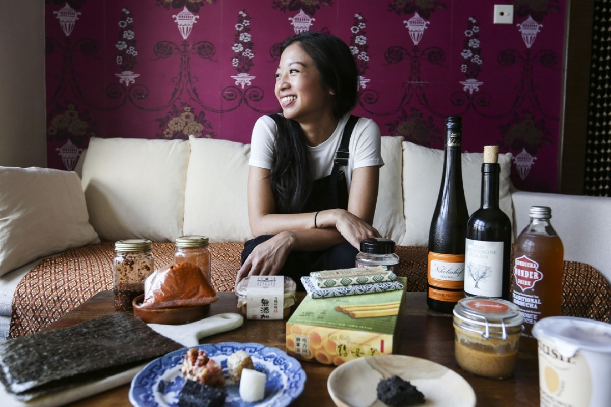 Peggy Chan, at home in Kowloon Tong. Picture: Xiaomei Chen