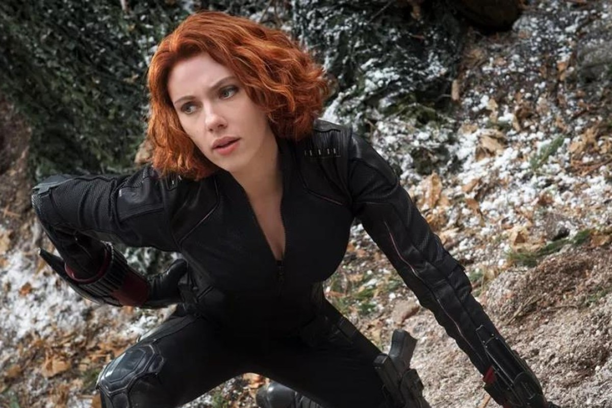 Scarlett Johansson as Black Widow. Photo: Disney