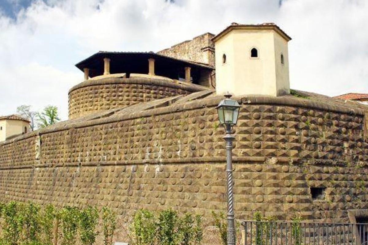 Pitti Uomo, which kicked off last Tuesday, is a must for buyers, journalists and fashionistas -- drawing some 36,000 last year -- who gather to gawp, gossip and go mad over the latest trends at the city's imposing Fortezza da Basso fortress, pictured here. Photo: AFP