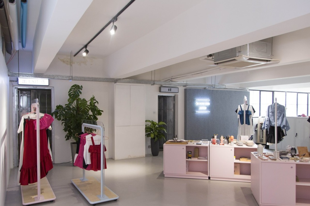 Edit / Editecture, the new space in Wong Chuk Hang opened by Genevieve Chew and Jacqueline Chak.