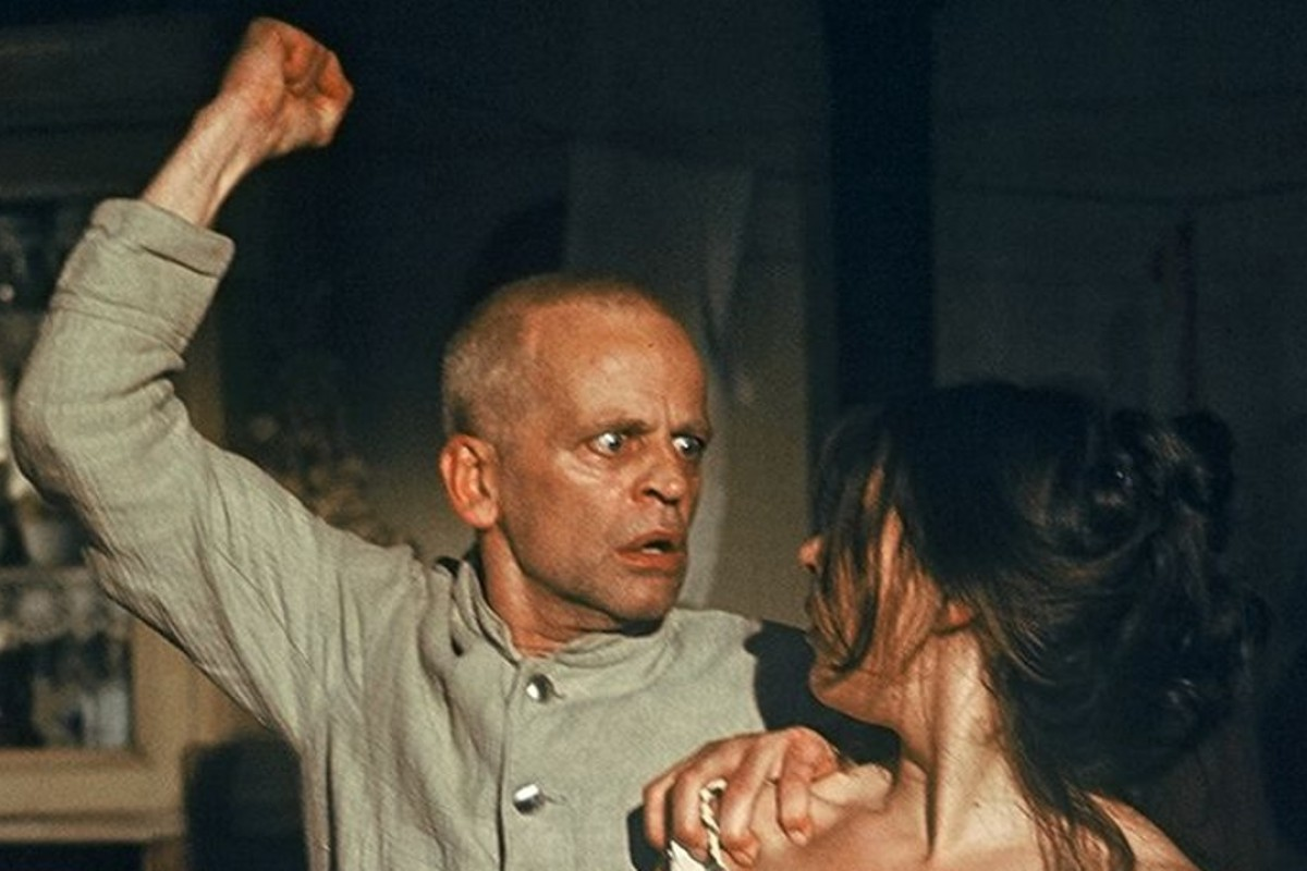 Klaus Kinski and Eva Mattes in Woyzeck (1979). Picture: Werner Herzog Film