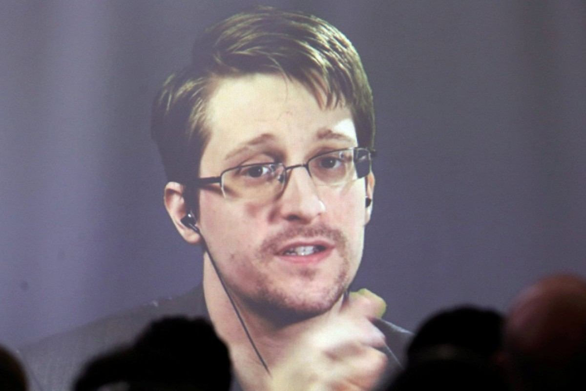 Edward Snowden: took issue with governments reading our emails. Photo: Reuters