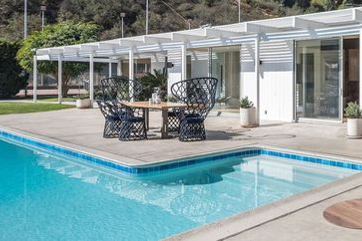 A look inside the US$9.3 million LA mansion, restored to mid-century ...