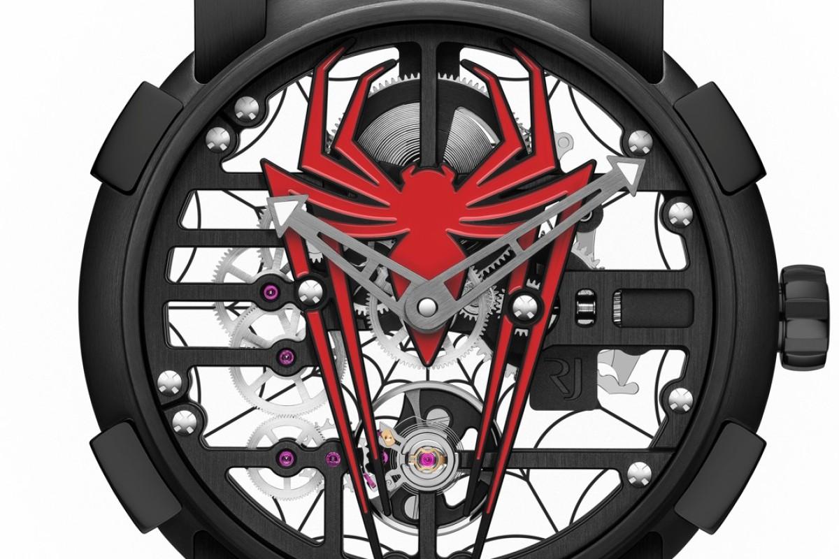 RJ-Romain Jerome x Spider-Man watch