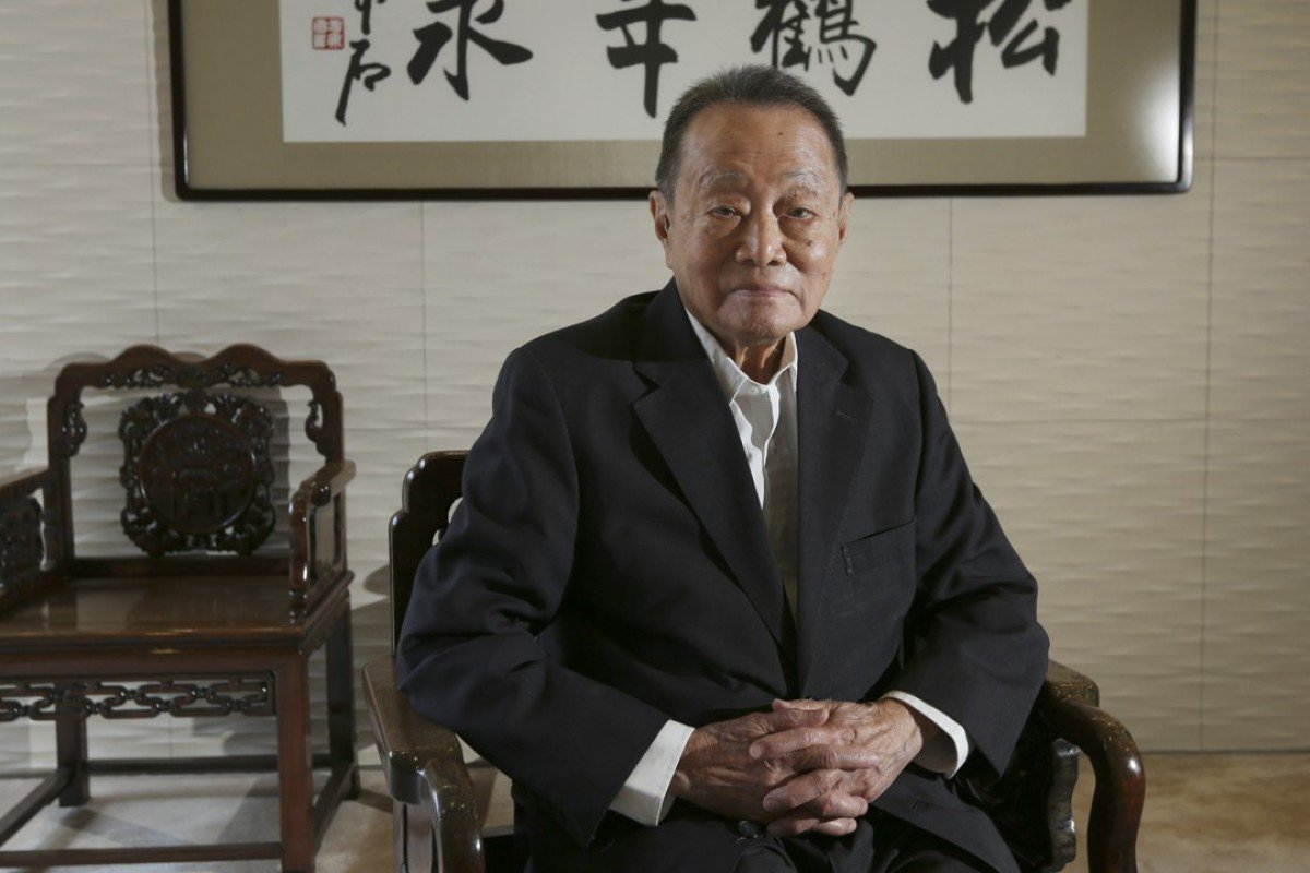 Hong Kong-based Malaysian billionaire Robert Kuok. File photo