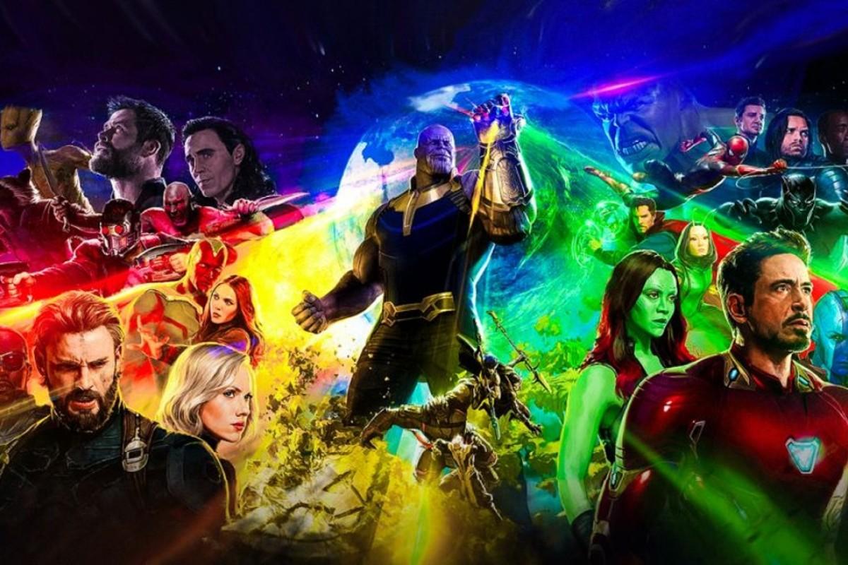 Marvel's Avengers: Infinity War Movie Poster