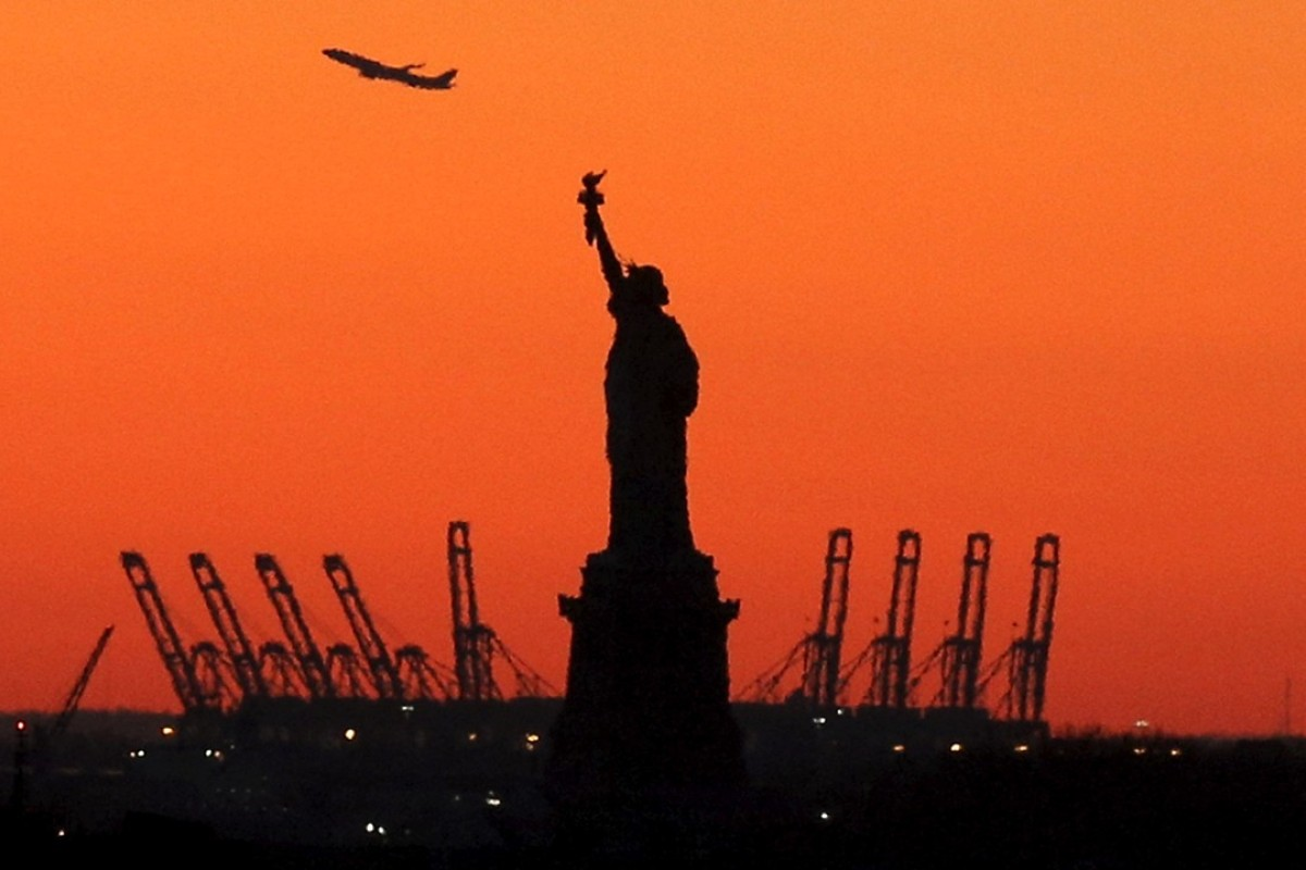 The Statue of Liberty in the Empire State, New York. Photo: Reuters