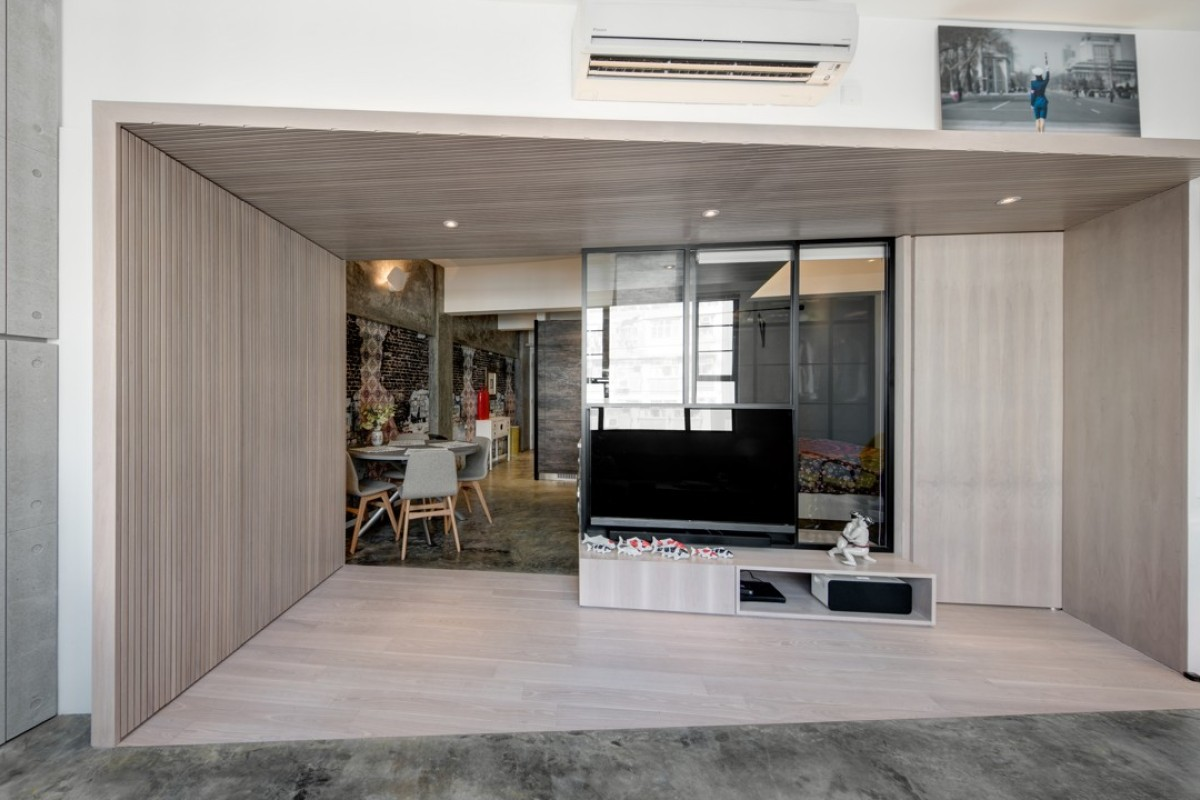 Wijnand van Hoeven and Pierre de Rooij\u0027s Causeway Bay flat designed by Louis Lau of Ample & A small Hong Kong apartment that is big on style | Post Magazine ...