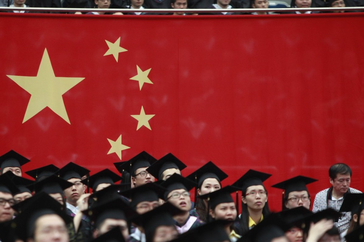 China has become an education destination for students across Asia. Photo: Reuters