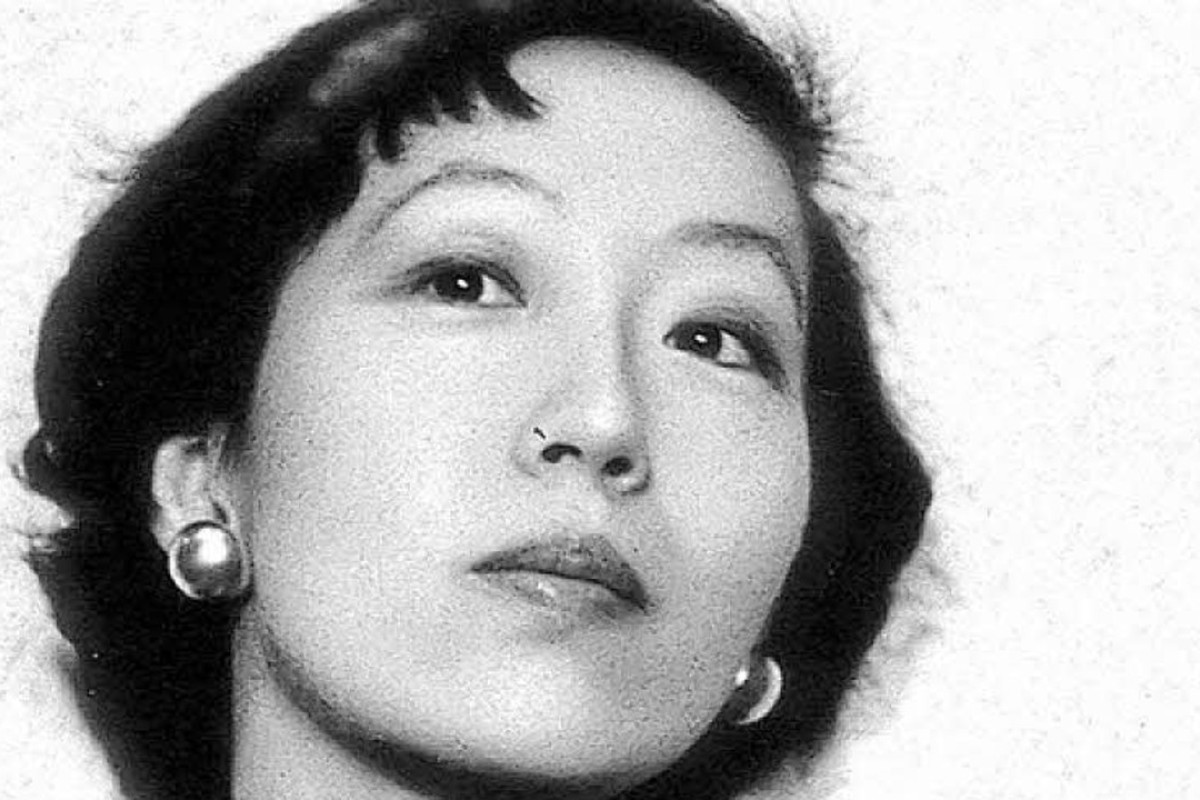 Renowned Chinese author Eileen Chang.