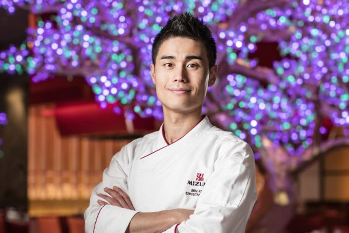 Executive chef Kim Min at Wynn Palace is aiming for a Michelin star. Photo: Gastromonth.com