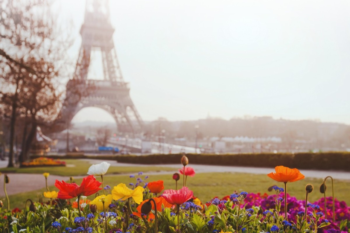 "The Eiffel Tower is a fixture at the top of ""World's Most Romantic Destinations"" polls. Pictures: Alamy"