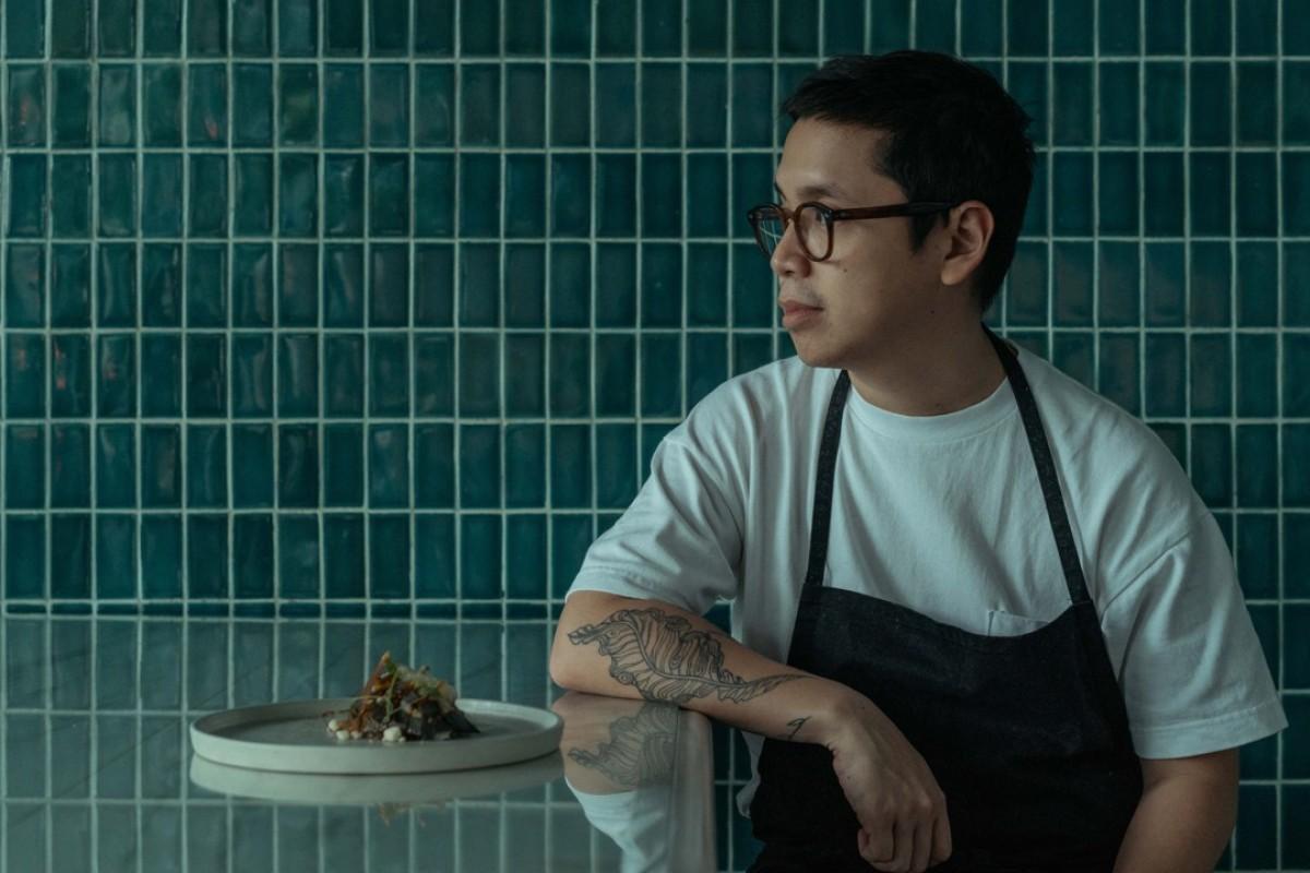 Chef Nicco Santos. Picture: Arturo Nepomuceno