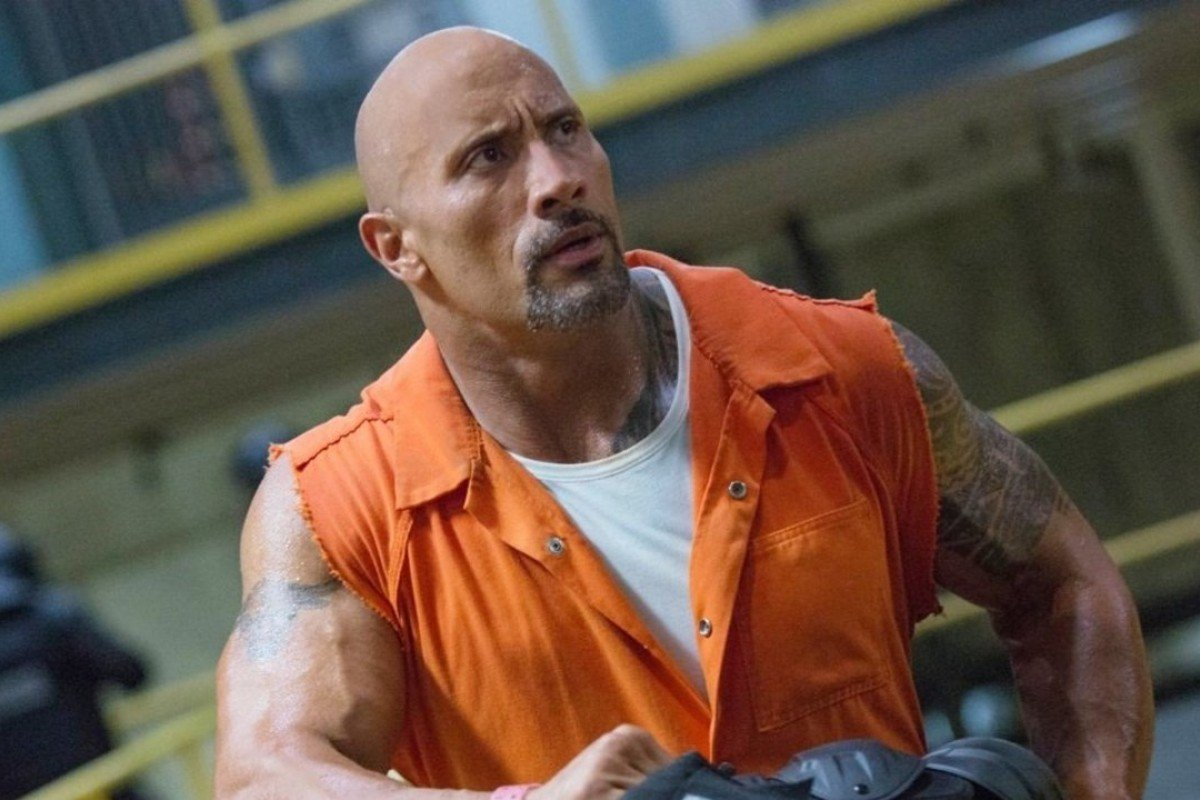 Dwayne Johnson has been big in China since 2011's Fast Five, but his box-office appeal rocketed after last year's The Fate of the Furious, which took US$392.8 million on the mainland and US$1.2 billion worldwide. Photo: Universal