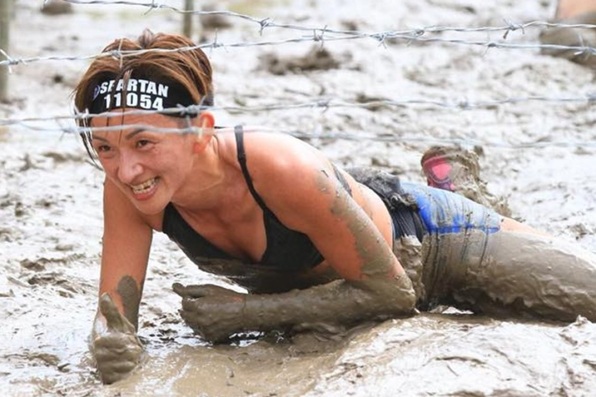 Tsang took just three years to become one of the city's top Spartan Race female competitors.