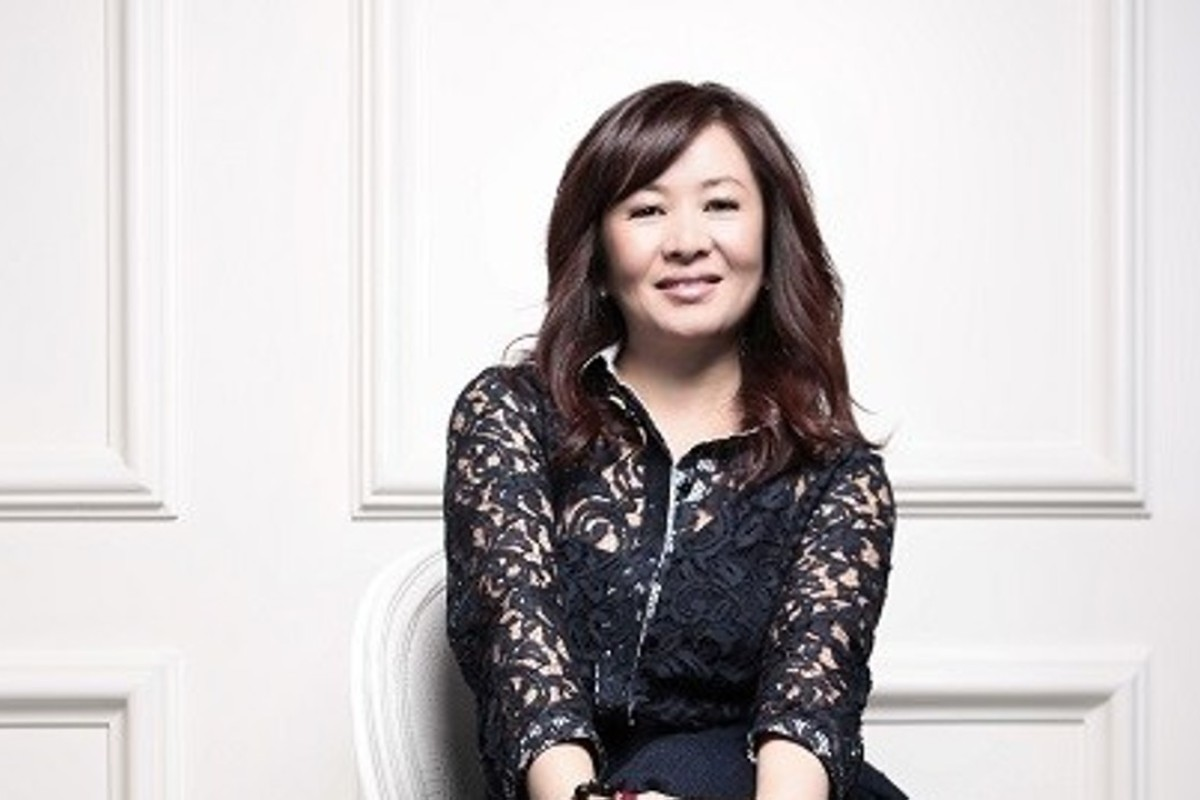 Claire Chung, of Yoox Net-a-Porter Group, China. Photo: The Luxury Conversation
