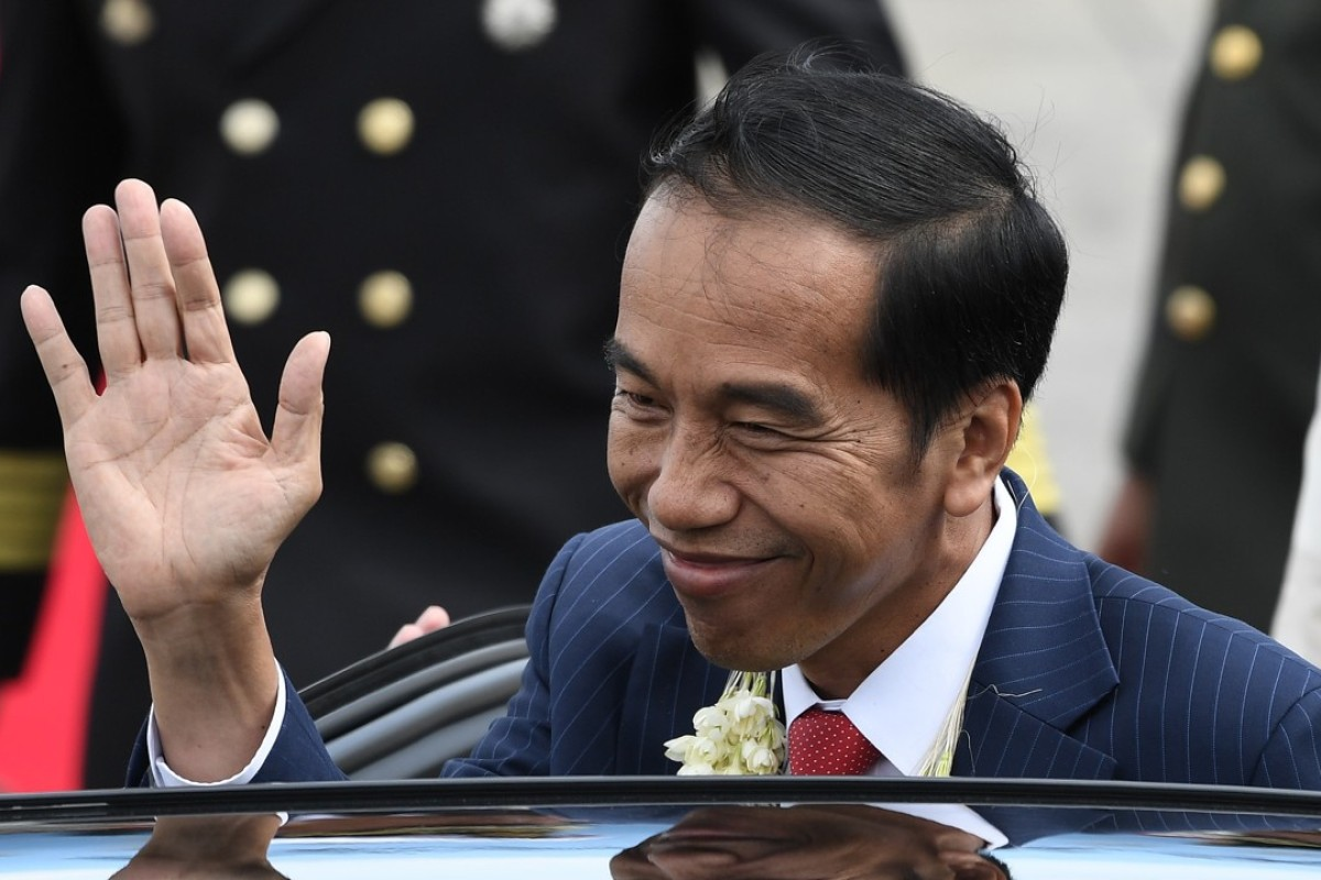 Indonesia's President Joko Widodo hopes to land a second five-year term at the next election. But he must balance public opinion of his relationship with China, a slow moving infrastructure plan and an influx of Chinese workers. Photo: AFP