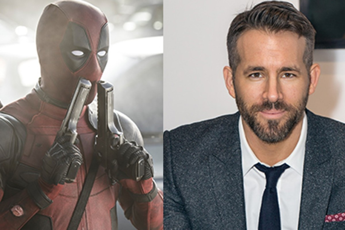 Ryan Reynolds (right) stars as Wade Wilson, aka Deadpool in 'Deadpool 2', which goes on global release from May 15.
