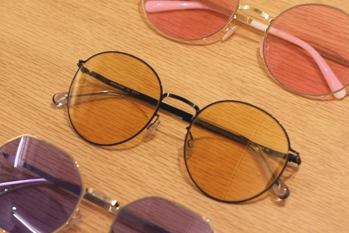MYKITA's Moritz Krueger talks brand traditions and collaborations. Photo: Denise Ng