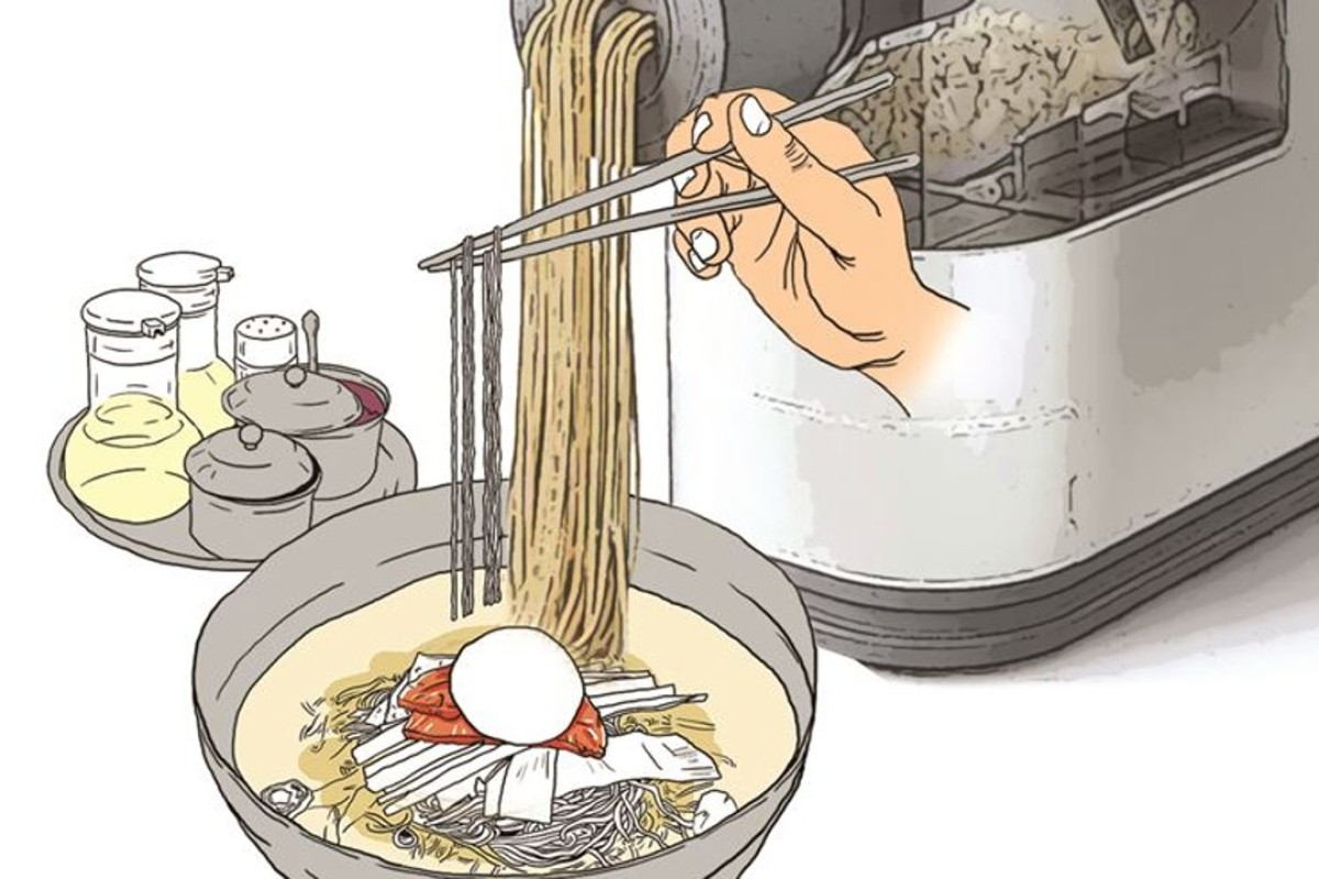 North Korean refugees' evacuation into the South during the Korean War, was a milestone event which fuelled the spread of the northerners' food culture in the south. Illustration: The Korea Times
