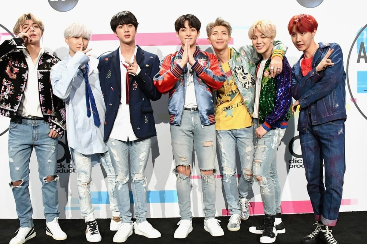 BTS is 'a phenomenon more interesting than the music at its centre'. Photo: Steve Granitz/WireImage