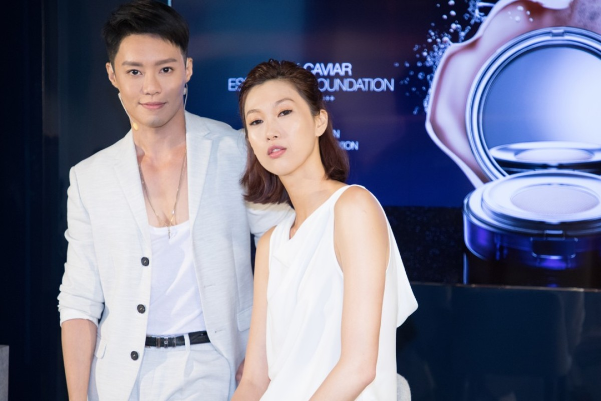 Alvin Goh and Angie Ng