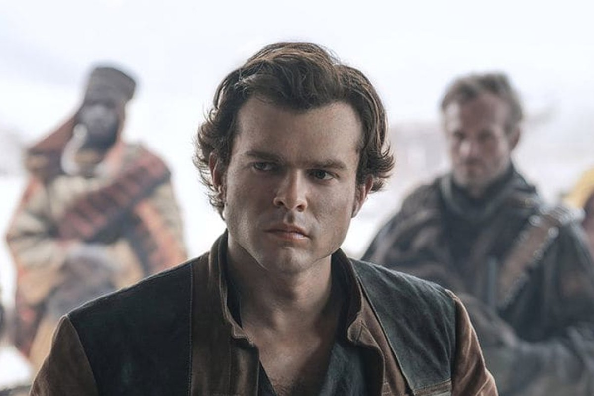 Solo: A Star Wars Story in IMAX - What's Your Story?