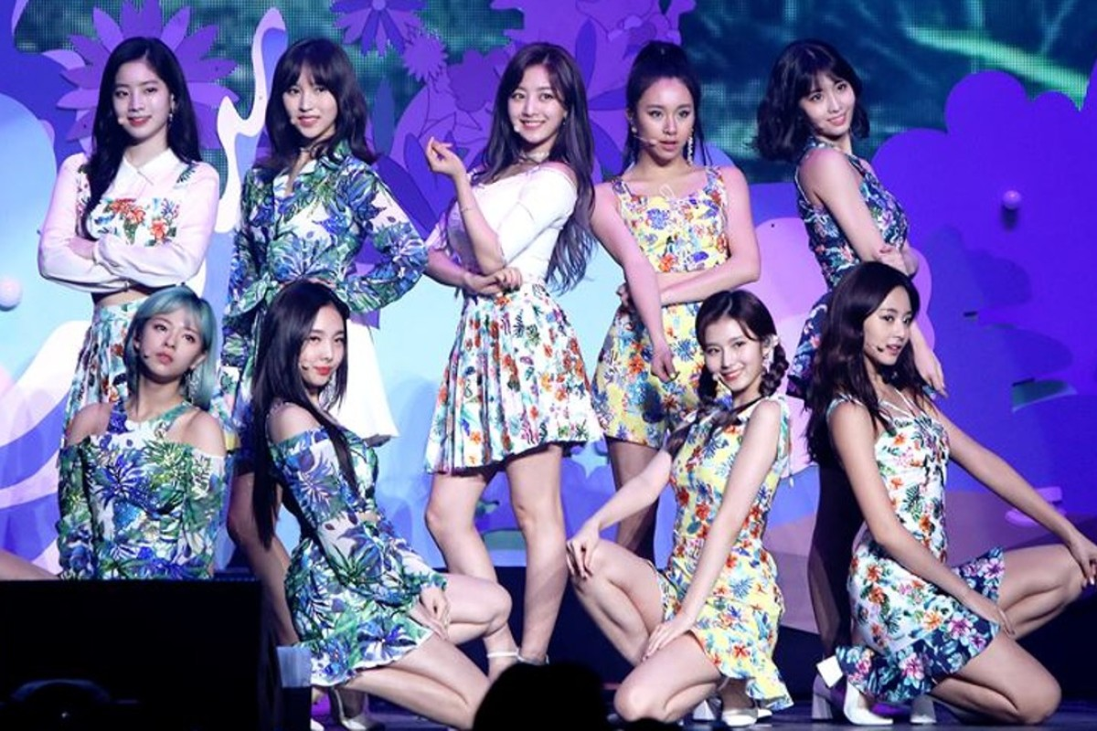TWICE performed before 18,000 fans over the course of three sold-out nights in Seoul for their TWICELAND ZONE 2: Fantasy Park concert tour, and are next heading to perform in Japan. Photo: JYP Entertainment