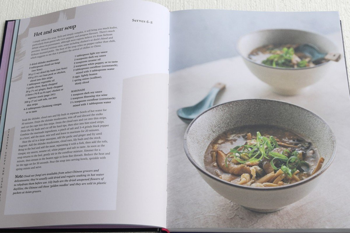Melbourne chef tony tans cookbook is a love letter to hong kong and hot and sour soup from hong kong food city forumfinder Choice Image